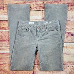 Gap 1969 Perfect Boot Corduroy Pants Size 27 XL